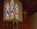 Main altar in Skryne Church