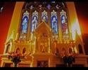 Main altar in Skryne Church
