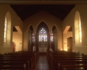 Main aisle in Skryne Church