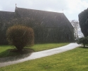 Rathfeigh Church in the rain