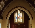 Main altar in Rathfeigh Church