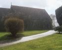 Rathfeigh Church in the rain